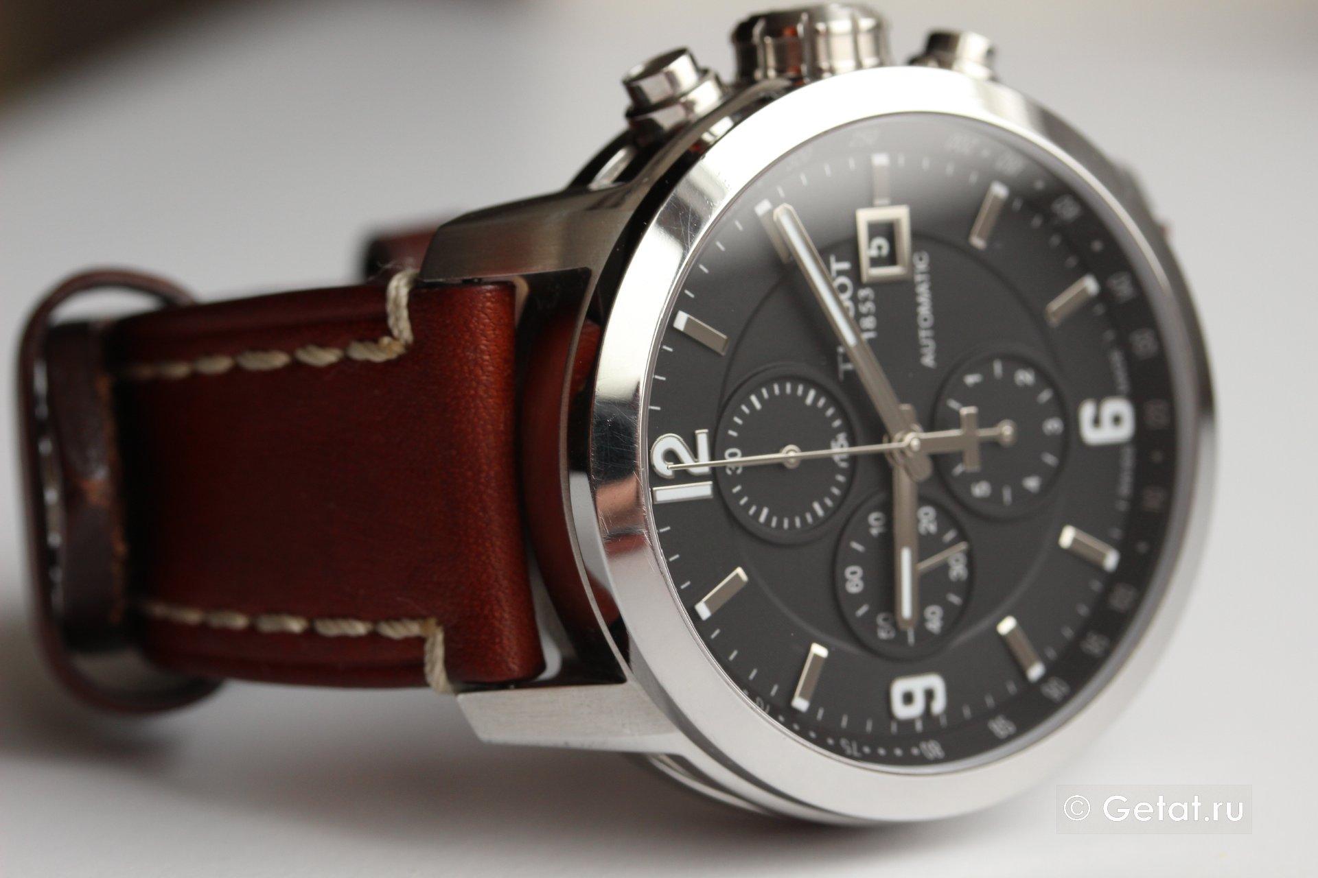 Точная копия часов Tissot PRC 200 Data Automatic