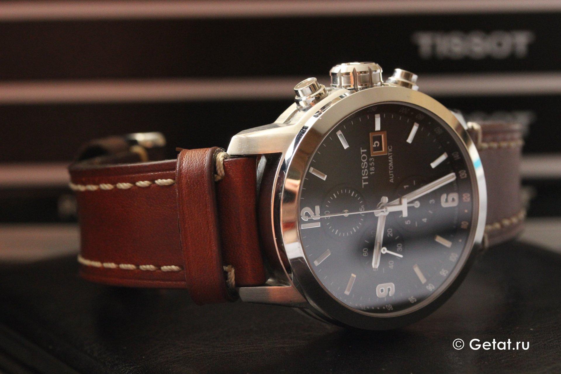 Механизм часов tissot t014427