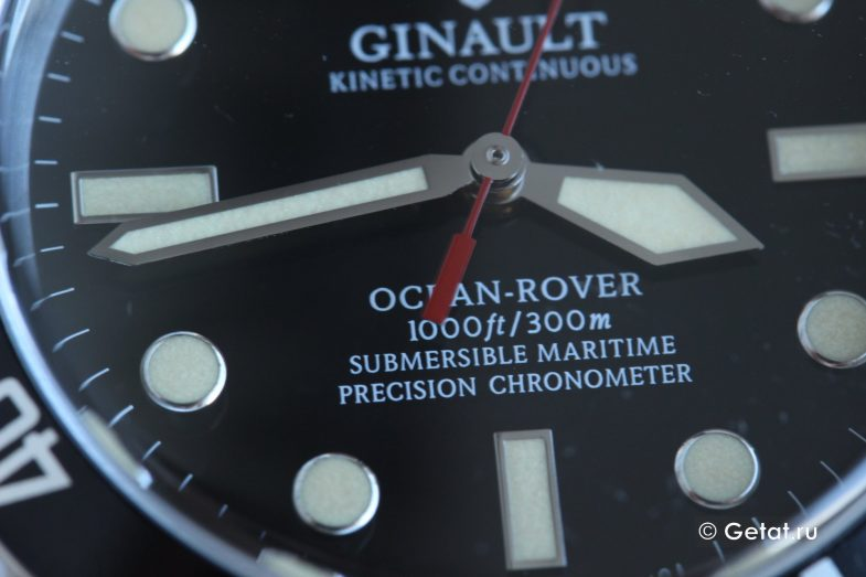 Обзор Ginault Ocean Rover