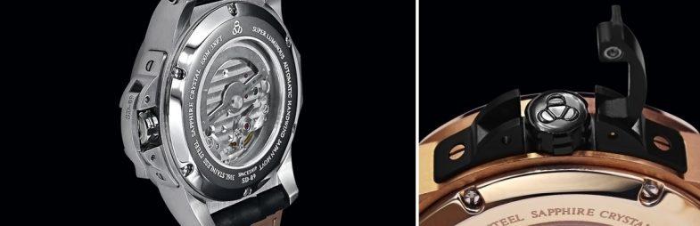 Космические часы из Гонконга: SD-09 Spacecraft Timepiece