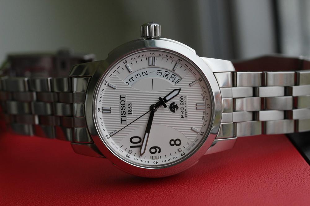 Часы tissot t014 prc200 t0144271611100