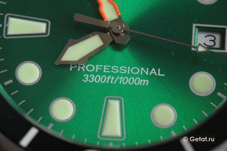 Phoibos PX005A 1000M - обзор летних дайверов