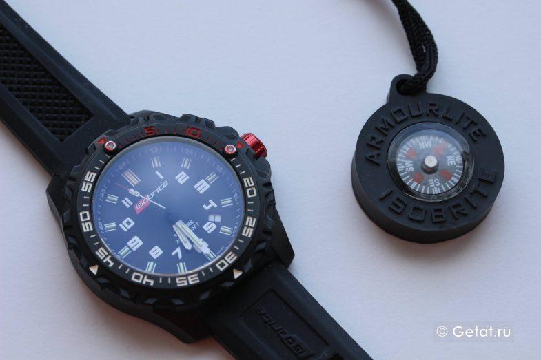 Armourlite Isobrite Valor ISO100 - мнение о часах