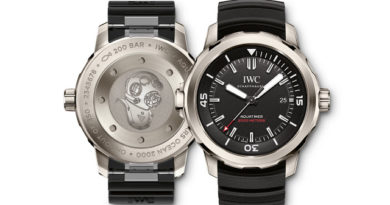 IWC Aquatimer Automatic 2000 Edition