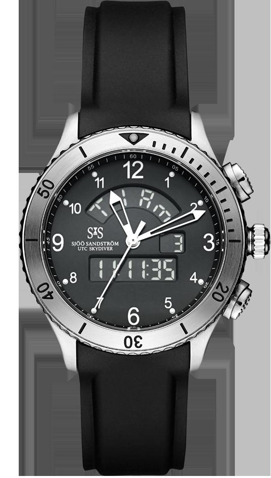 Sjöö Sandström шведские tool-watch