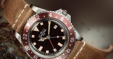 Davosa Vintage Diver Quartz