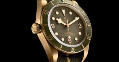 Tudor Black Bay Bronze One