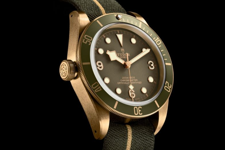 Tudor Black Bay Bronze One