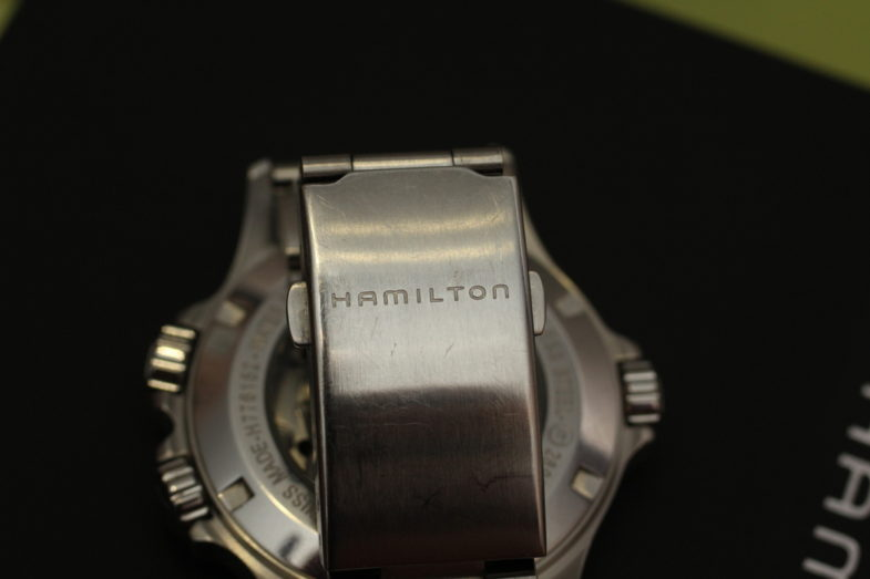 Hamilton Khaki H77615133. Обзор часов