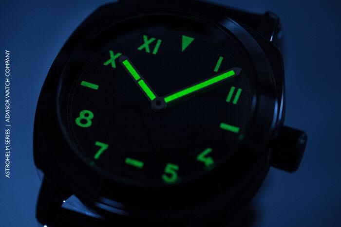 хомаж Panerai от Advisor Watch Company