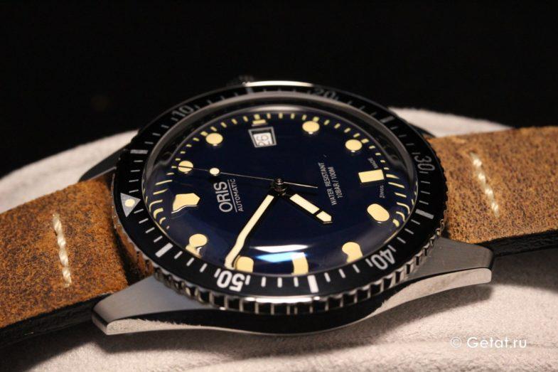 Oris Divers Sixty-Five - обзор дайверов
