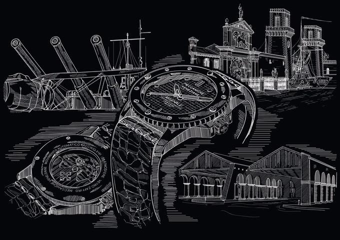 Kickstarter - Arsenale от Meccaniche Veneziane