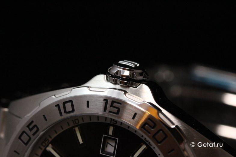 Tag Heuer Formula 1 Calibre 6 - обзор часов