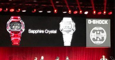 Новинки Casio на юбилейной выставке в Нью-Йорке