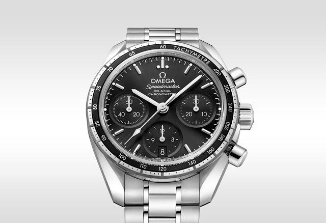 Omega Speedmaster 38 Co-Axial