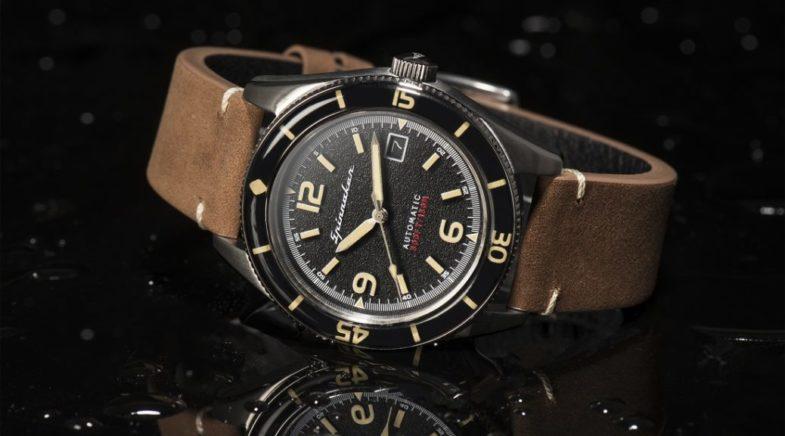 Новая дайверская коллекция от Spinnaker Watches