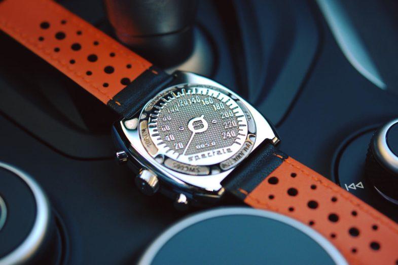 Ретро-хронограф в стиле 70-х от Straton Watch Company