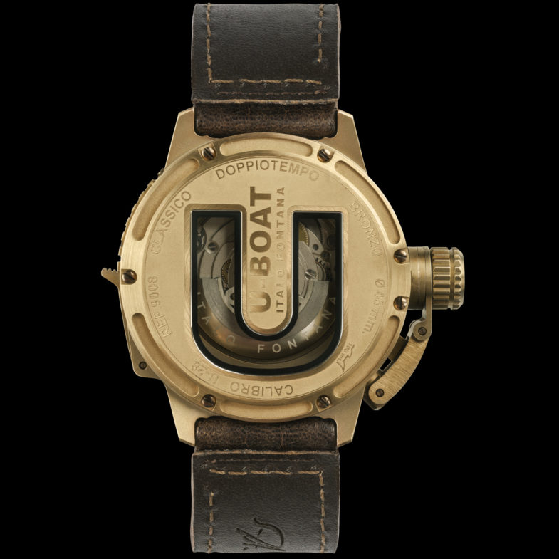 U-Boat Doppiotempo 46 Bronze