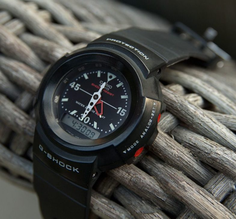 G-Shock 35th Anniversary Red Out Collection