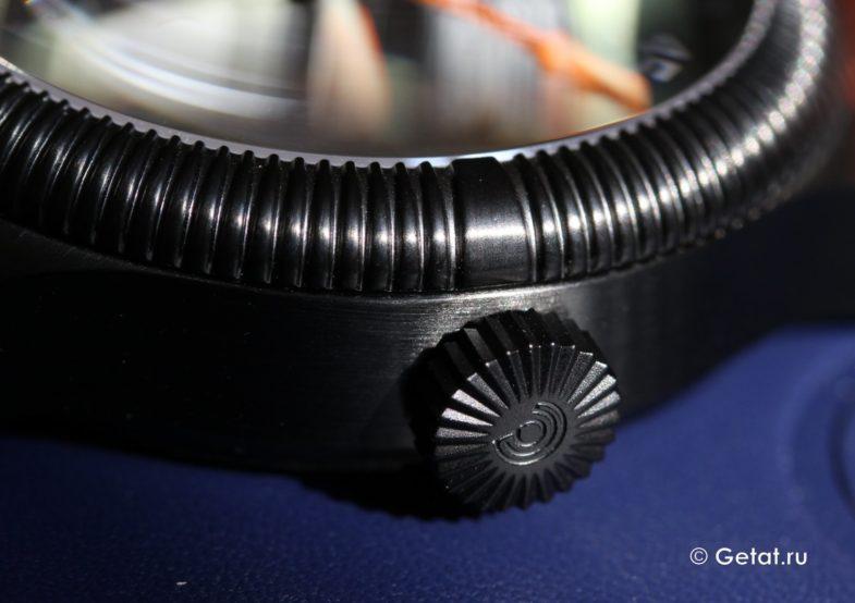 Обзор Ocean Crawler Champion Diver Barracuda Point