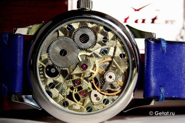 Chrisbi - часы ручной работы