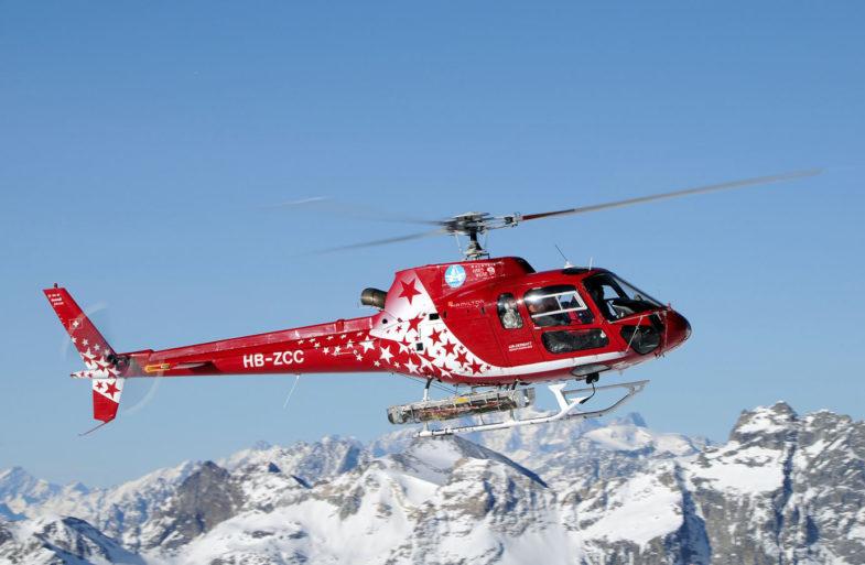 Khaki X-Wind Air Zermatt 50th Anniversary Special Editions