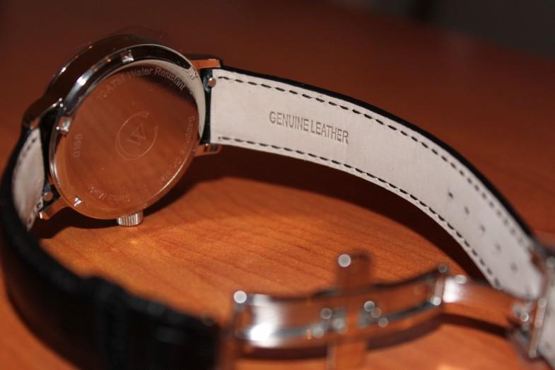 Cristopher Ward - английский стиль, швейцарское качество - и китайские цены!