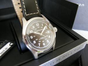Обзор часов Hamilton Khaki Automatic - полгода использования