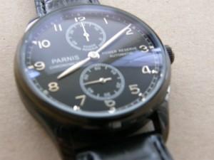 Хронограф от Parnis в стиле IWC