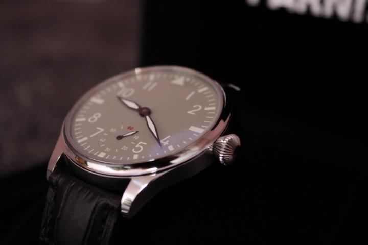 В наличии — часы Parnis Ash с немецкими ремешками!