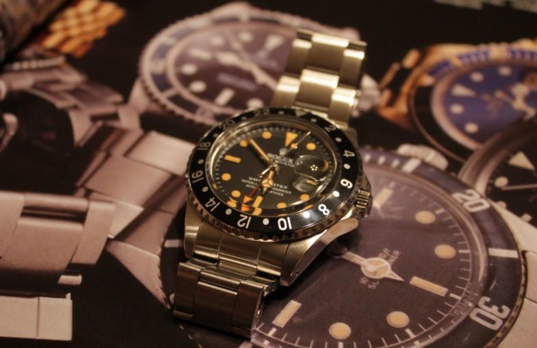 Реплика Rolex: сравнивая с Парнисом и оригиналом