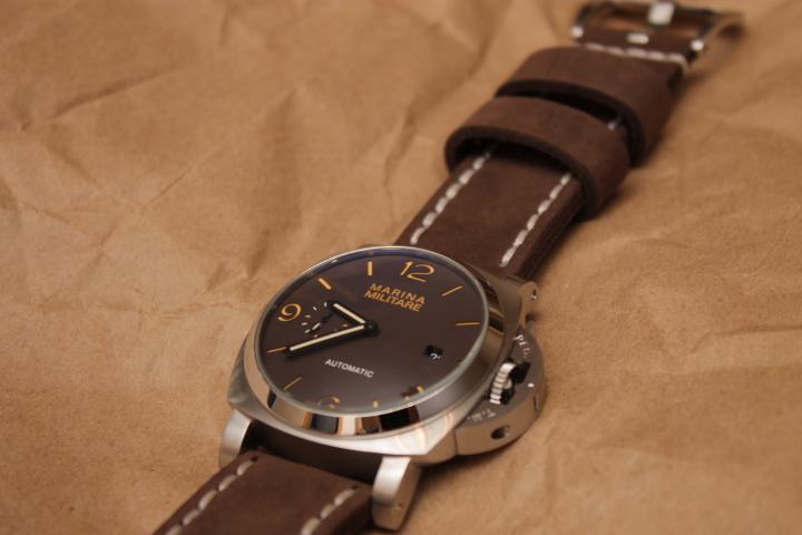 Китайские часы Marina Militare: Новое поколение стало еще лучше!