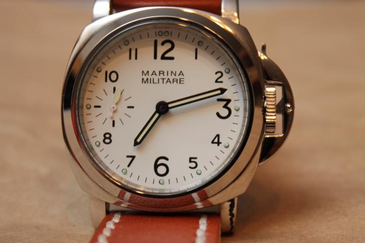 Чистая простота - часы Marina Militare 012