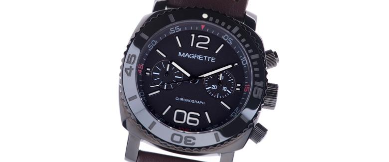 Magrette Moana Pacific Chronograph PVD: вау-фактор