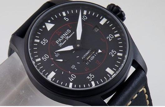 Parnis порадовал новыми моделями часов