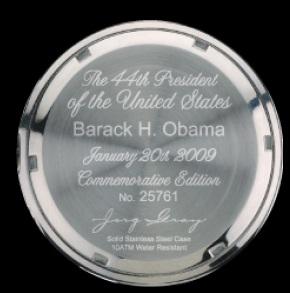 Jorg Gray: часы как у Обамы