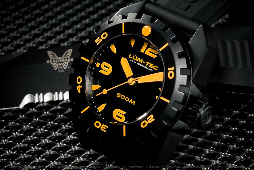 LUM-TEC: самые яркие часы!