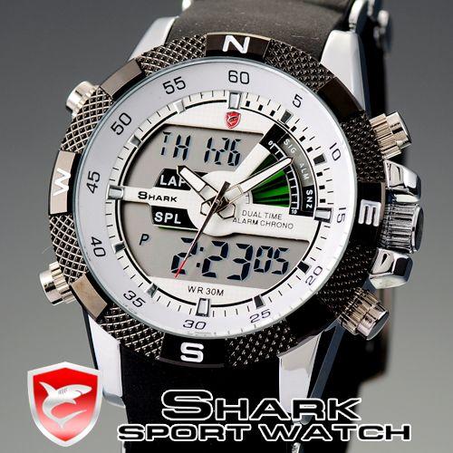 Porbeagle SHARK: хронограф за 25 баксов