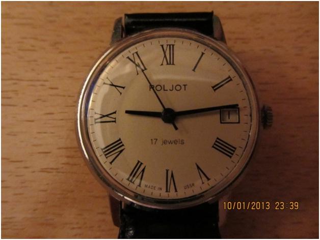 Часы Полет: Made in USSR