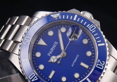 Parnis выпустил синий вариант Sea