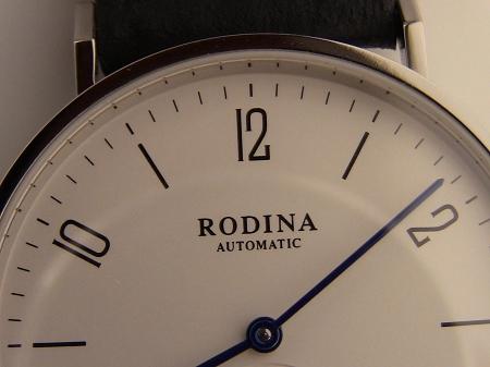 Rodina: China made в стиле Nomos