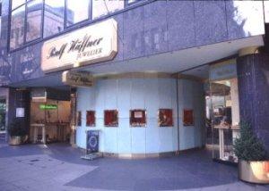 Ralf Haffner: магазин часов из Штутгарта. Отправляет в Россию
