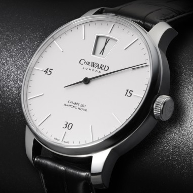 Christopher Ward C9 Harrison Jumping Hour MKII