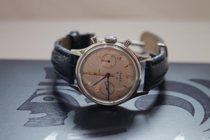 Китайские часы Seagull 1963: модели с корпусами 38 и 42 мм