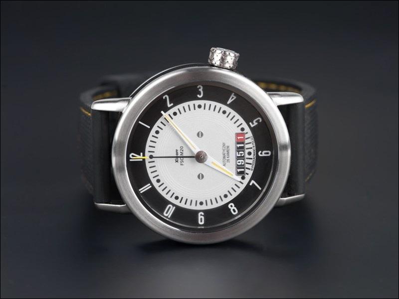 Xicorr. Часы из Польши