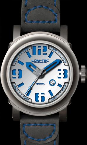 Часы становятся все больше: Lum-Tec Abyss 600M-2