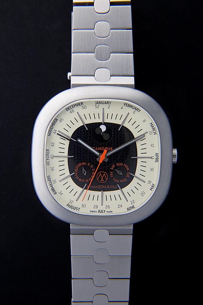 Kickstarter: Часы за $5000 от новичка