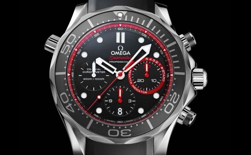 Omega Seamaster Diver ETNZ