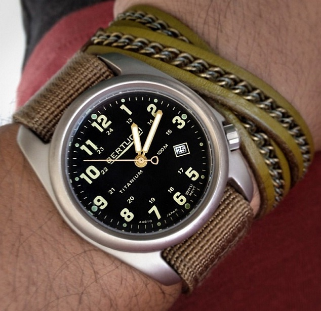 Field watch от Bertucci