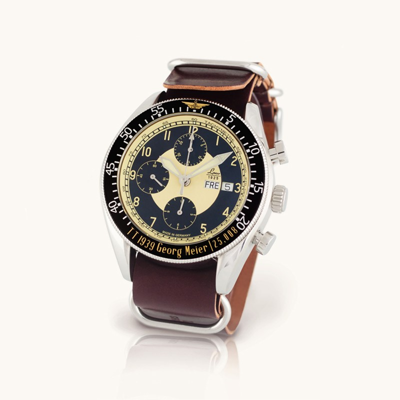 Laco Mission Manx Limited Chronograph